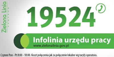 UP infolinia